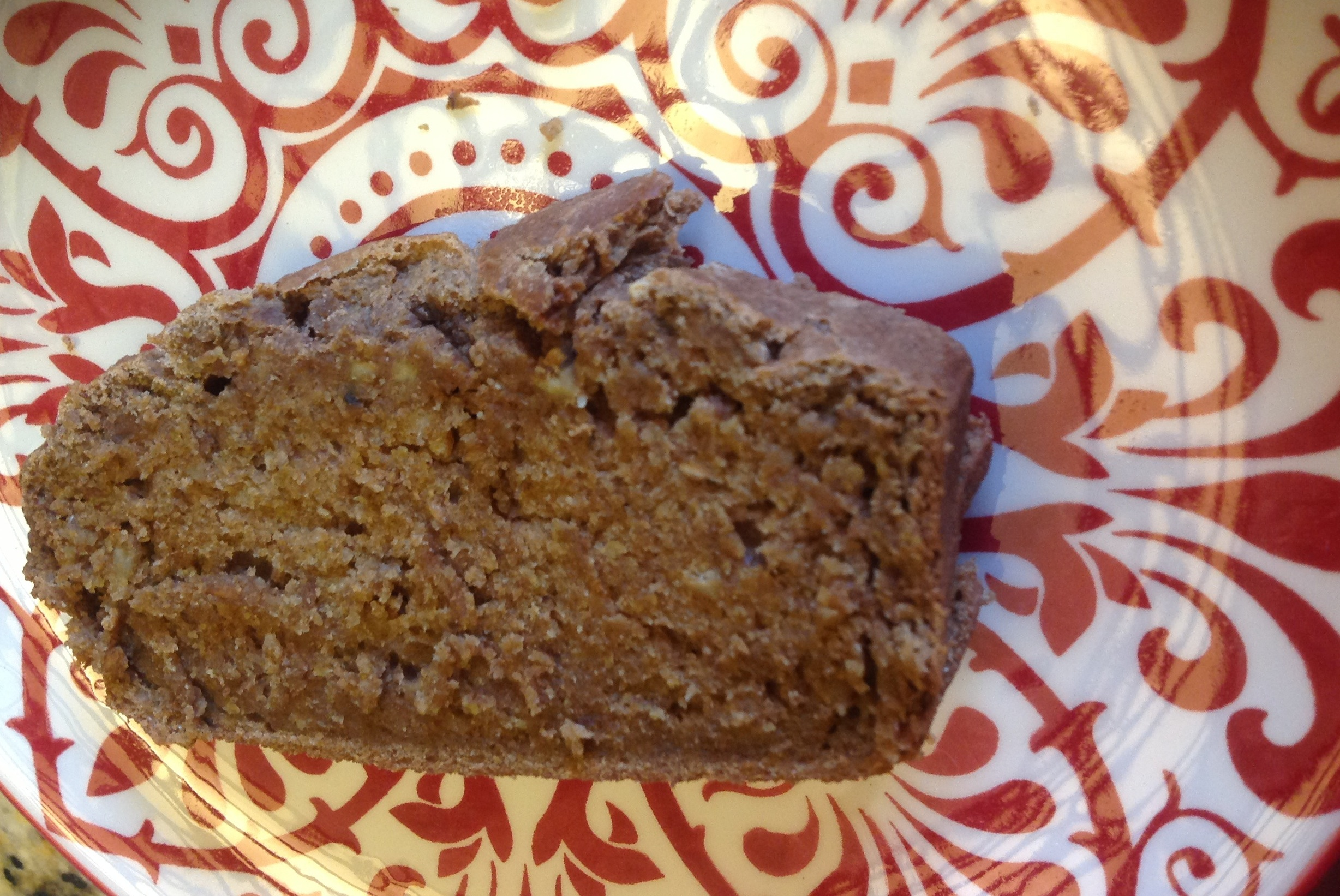 how to make healthy banana bread with applesauce