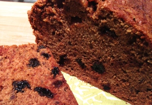 Guiltless Cinnamon Raisin Bread