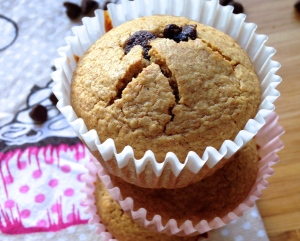 Be My Valentine Chocolate Chip Muffins