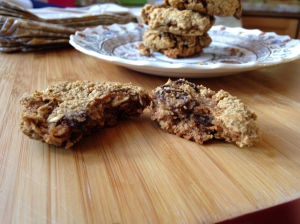 Disappearing Oatmeal Raisin Cookies