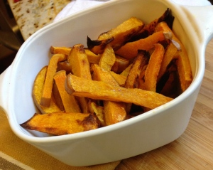 The Best Butternut Squash Fries