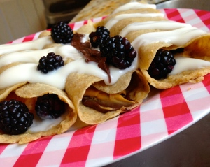 Healthy French Crêpes