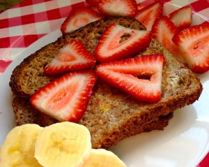 Simply Satisfying Cinnamon-Nutmeg French Toast
