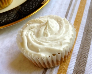 Heavenly Coconut Cupcakes