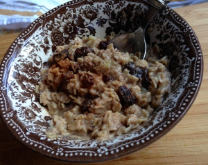 Oatmeal Raisin Cookie Oats