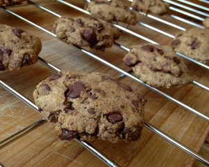 Healthy Chips Ahoy! Chocolate Chip Cookie Dupe