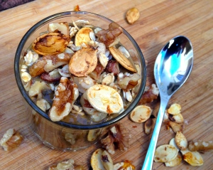 Pumpkin Pie Chia Seed Pudding