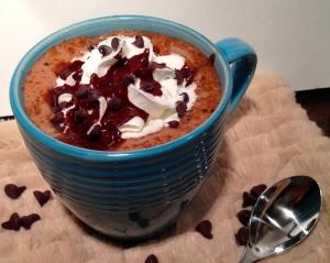 Homemade Dairy-Free Hot Cocoa