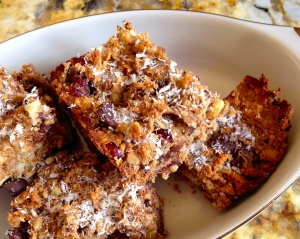 All Natural Granola Breakfast Bars