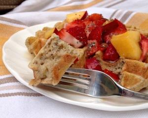 Chia Seed Waffle