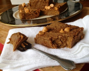 Mocha Butterscotch Blondies