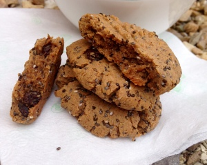 Easiest Peanut Butter Protein Cookies