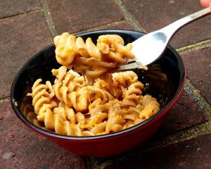 Healthier Mac & Cheese in a Mug