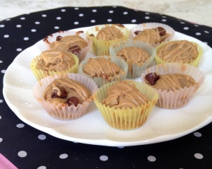 Low Fat Peanut Butter Muffins