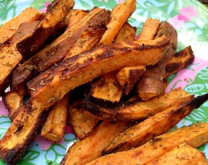 World's Best Sweet Potato Fries