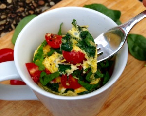 Easy Two-Minute Omelet