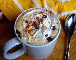 Skinny Gingerbread Latte