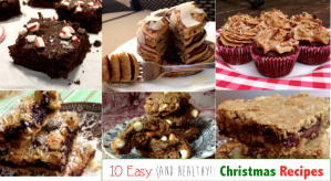 10 Easy Christmas Recipes
