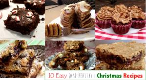10 Easy Christmas Recipes