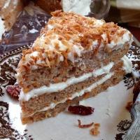 Moist Gluten Free Carrot Cake